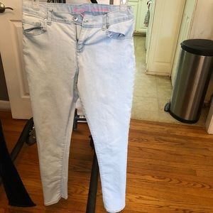 Girls Blue Jeans